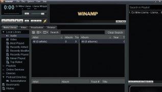 Winamp Изображение 1 Thumbnail