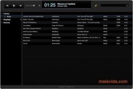 Winamp  Sync Beta 0.8.1.13 imagen 1