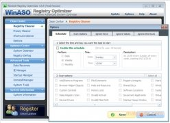 WinASO Registry Optimizer imagen 5 Thumbnail
