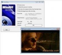WinAVI Video Converter imagen 2 Thumbnail
