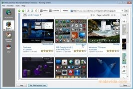 WinCustomize Browser immagine 1 Thumbnail