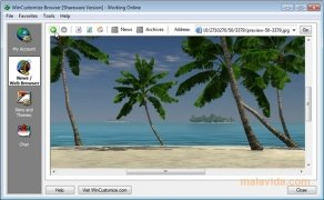 WinCustomize Browser immagine 2 Thumbnail