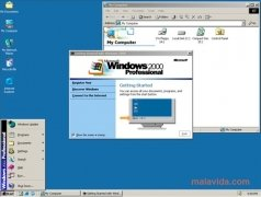 Windows 2000 SP2 imagen 1 Thumbnail