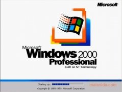 Windows 2000 SP4 bild 2 Thumbnail