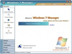 Windows 7 Manager image 1 Thumbnail