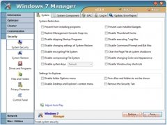Windows 7 Manager image 6 Thumbnail