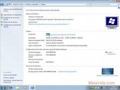 Windows 7 SP1 imagen 3 Thumbnail
