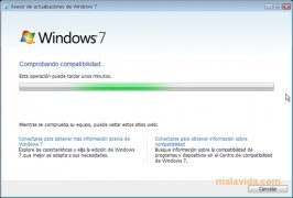 Windows 7 Upgrade Advisor imagen 2 Thumbnail