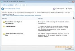 Windows 7 Upgrade Advisor imagen 4 Thumbnail