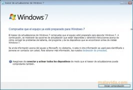 Windows 7 Upgrade Advisor imagen 5 Thumbnail