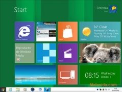 Windows 8 UX Pack imagen 1 Thumbnail
