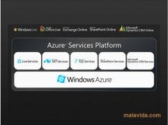 Windows Azure SDK bild 1 Thumbnail