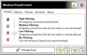 Windows Firewall Control bild 1 Thumbnail