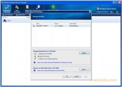 Windows Home Server bild 4 Thumbnail