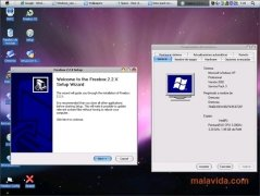 Windows Leopard XP OS X imagen 3 Thumbnail