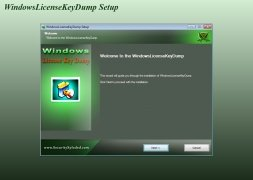 Windows License Key Dump imagen 1 Thumbnail