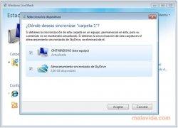 Windows Live Mesh bild 3 Thumbnail