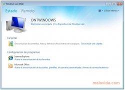 Windows Live Mesh bild 4 Thumbnail