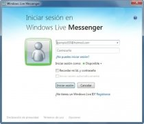 Windows Live Messenger imagem 1 Thumbnail