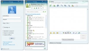 Windows Live Messenger imagem 3 Thumbnail