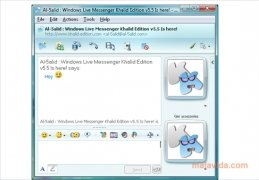 Windows Live Messenger Khalid Edition bild 1 Thumbnail