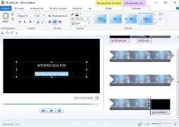 Windows Live Movie Maker image 5 Thumbnail