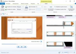 Windows Live Movie Maker bild 7 Thumbnail