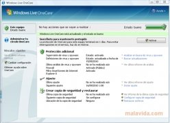 Windows Live OneCare bild 1 Thumbnail