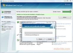 Windows Live OneCare imagen 3 Thumbnail