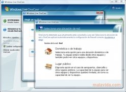 Windows Live OneCare imagen 4 Thumbnail