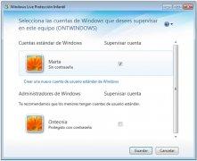 Windows Live Protección Infantil imagen 1 Thumbnail