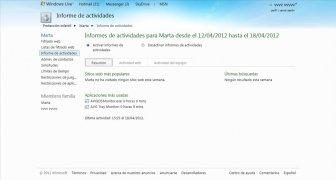 Windows Live Protección Infantil imagen 6 Thumbnail