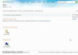 Windows Live Sync imagen 1 Thumbnail