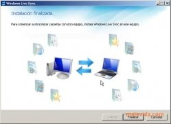 Windows Live Sync imagen 4 Thumbnail