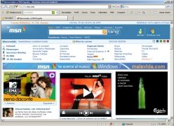 Windows Live Toolbar imagen 1 Thumbnail