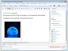 Windows Live Writer imagen 4 Thumbnail