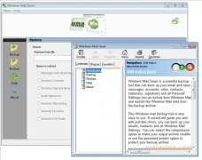 Windows Mail Saver imagem 4 Thumbnail