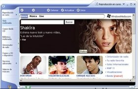 Windows Media Player 10 imagen 1 Thumbnail