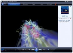 Windows Media Player 11  Español imagen 2