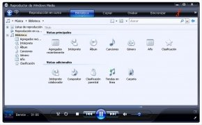 Windows Media Player 11 image 5 Thumbnail