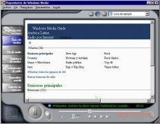 Windows Media Player 7  .1 Español imagen 1