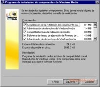 Windows Media Player 7 immagine 4 Thumbnail