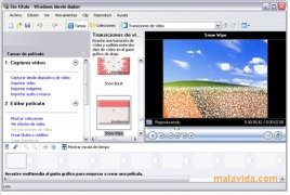 Windows Movie Maker 2 Winter Fun Pack imagen 3 Thumbnail