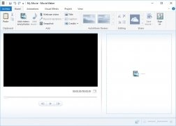 Windows Movie Maker  2.6 Español imagen 1