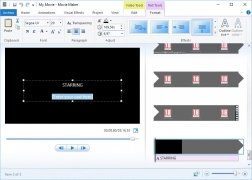 Windows Movie Maker 画像 10 Thumbnail