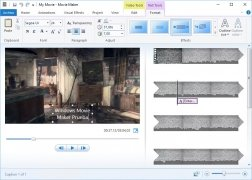 Windows Movie Maker 画像 4 Thumbnail