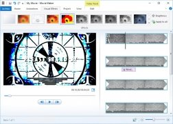 Windows Movie Maker 画像 5 Thumbnail