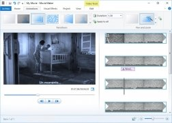 Windows Movie Maker 画像 6 Thumbnail