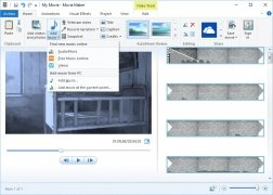 Windows Movie Maker 画像 7 Thumbnail