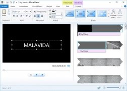 Windows Movie Maker imagem 8 Thumbnail